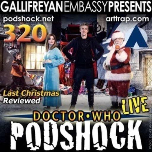 320 - Doctor Who: Podshock