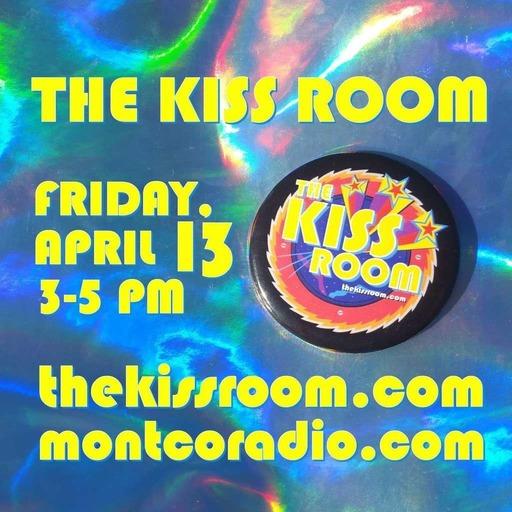 THE KISS ROOM-2018-#4-APRIL