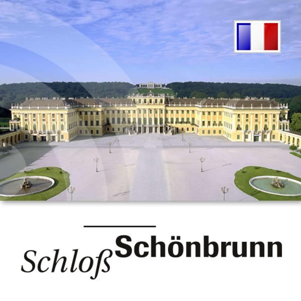 Schloß Schönbrunn - Les salles d'apparat à l'étage noble