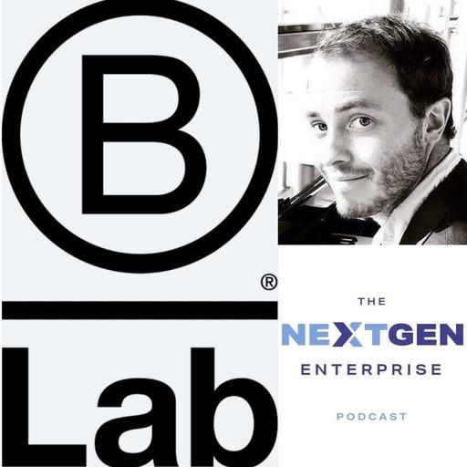 L'Entreprise de Nouvelle Génération, Augustin Boulot, Délégué général de B Lab France