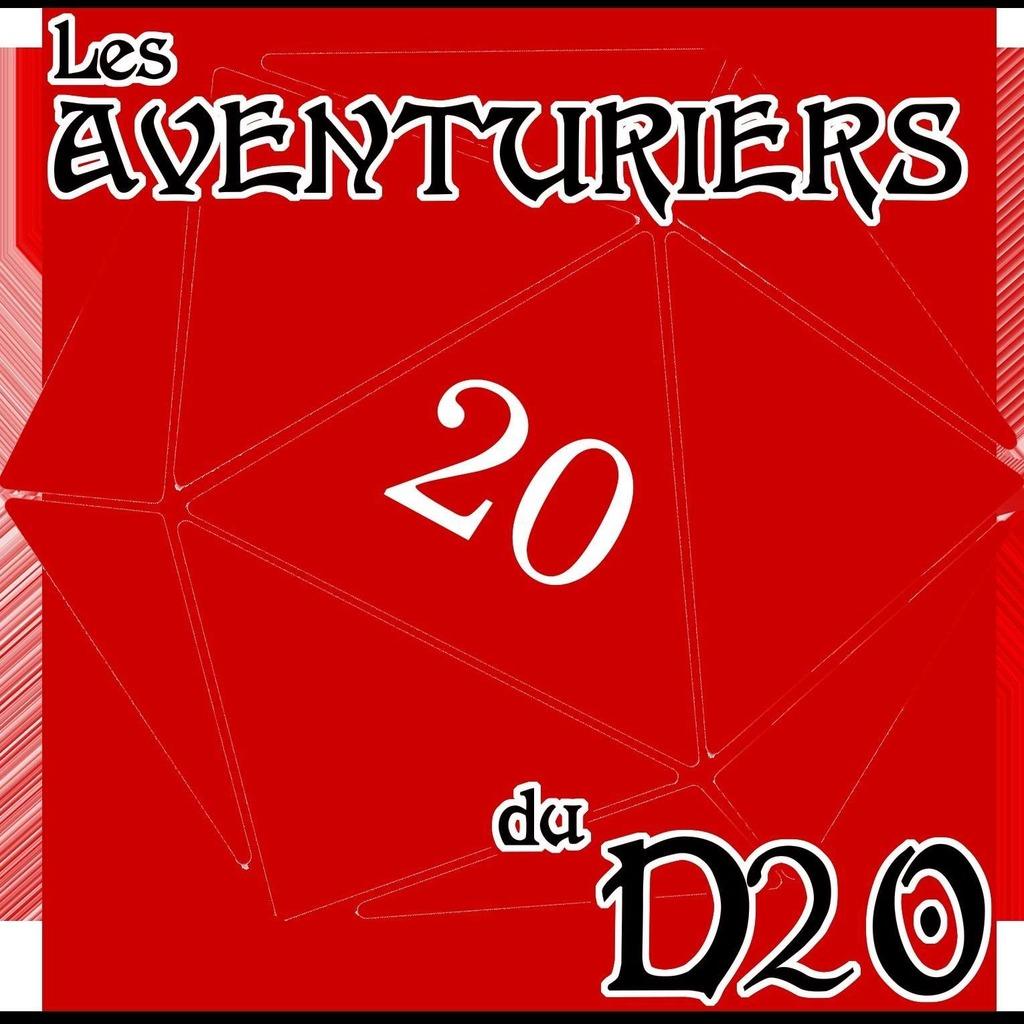 Les aventuriers du D20
