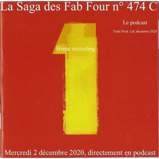 La Saga des Fab Four n° 474 C (confinement 16)