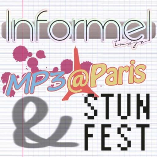 Informel : MP3@Paris et Stunfest