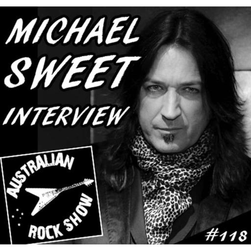 Episode 118 - Michael Sweet Interview - Stryper