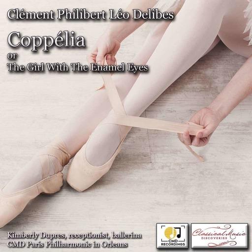 Episode 120: 16120 Delibes: Coppelia