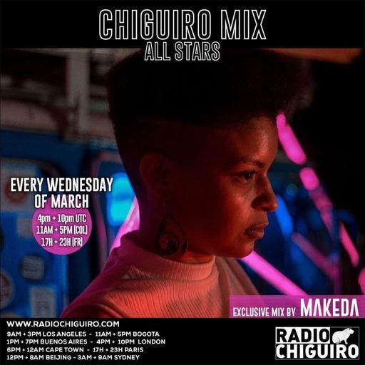 Chiguiro Mix #125 - Makeda