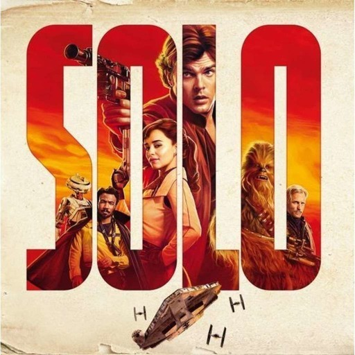 Scifi Diner Podcast 329 – Our Spoilery Review of Solo: A Star Wars Story