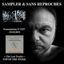 RADIO S&SR Transmission N°1227 – 18.10.2021 (TOP Of The Week JACKY MEURISSE PROJECT «The Lost Tracks»)