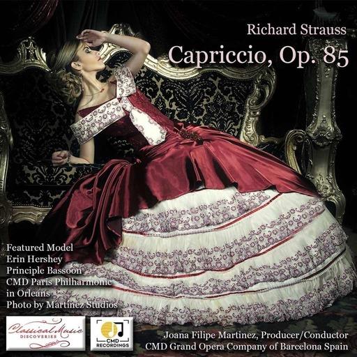 15096 R Strauss - Capriccio Op. 85