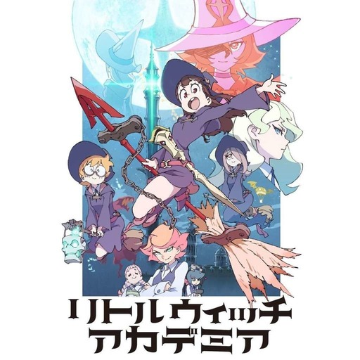 Case Closed Review - Little Witch Academia TV