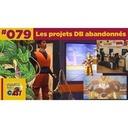 DC78 : Les projets de DB abandonnés