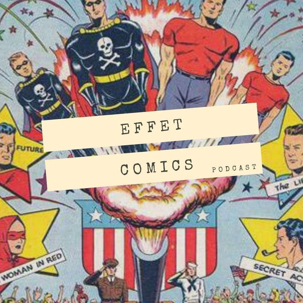 Effet Comics
