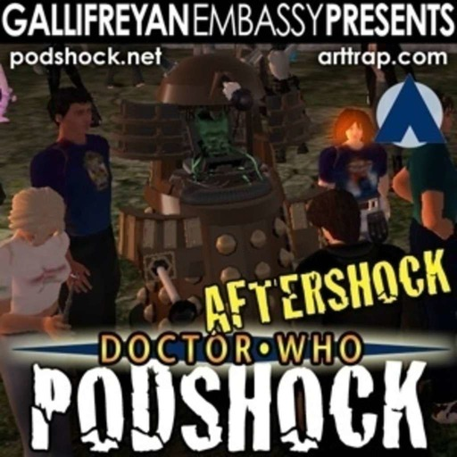 Aftershock 20101119 - Doctor Who: Podshock