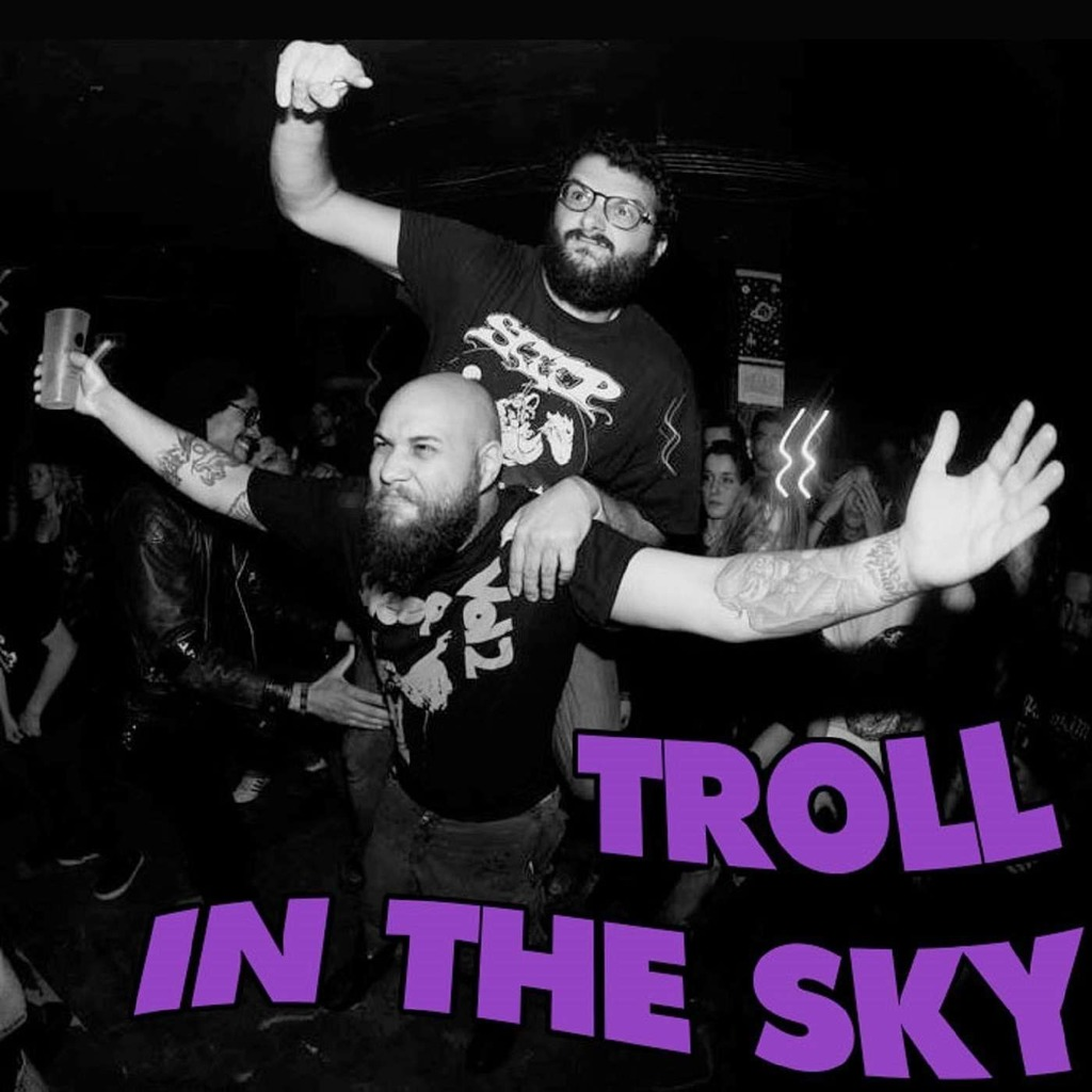 Troll in The Sky