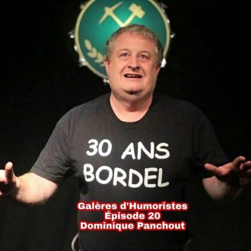 Épisode 20: Dominique Panchout