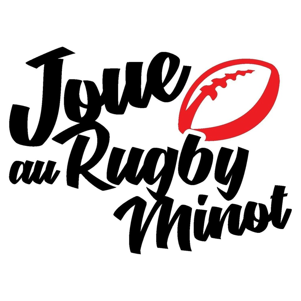 Joue au rugby minot !