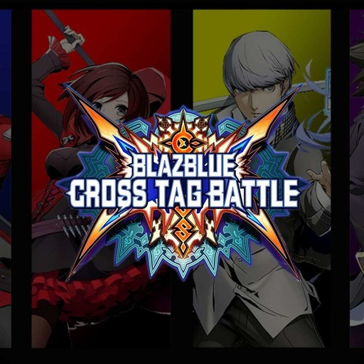 First Attack #3 : Blazblue Cross Tag Battle