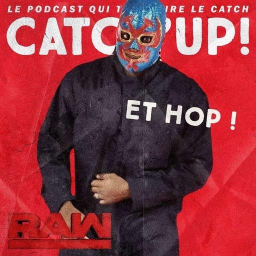 Catch'up! WWE Raw du 8 juillet 2019 — Gary ou la légende du balayeur masqué