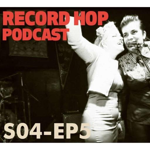 Record Hop Podcast Episódio 40: Hoje é dia de Rockerama bebê!