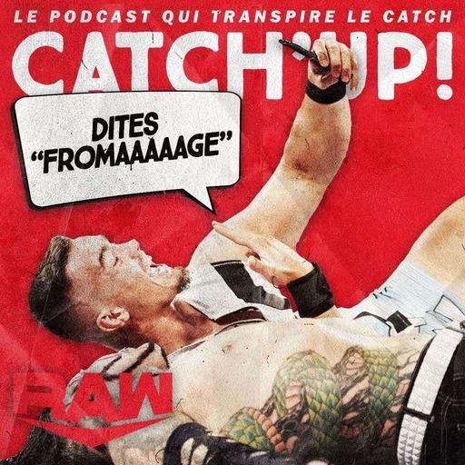 Catch'up! WWE Raw Spécial Draft du 4 octobre 2021 — Pas de ceinture, pas de censure