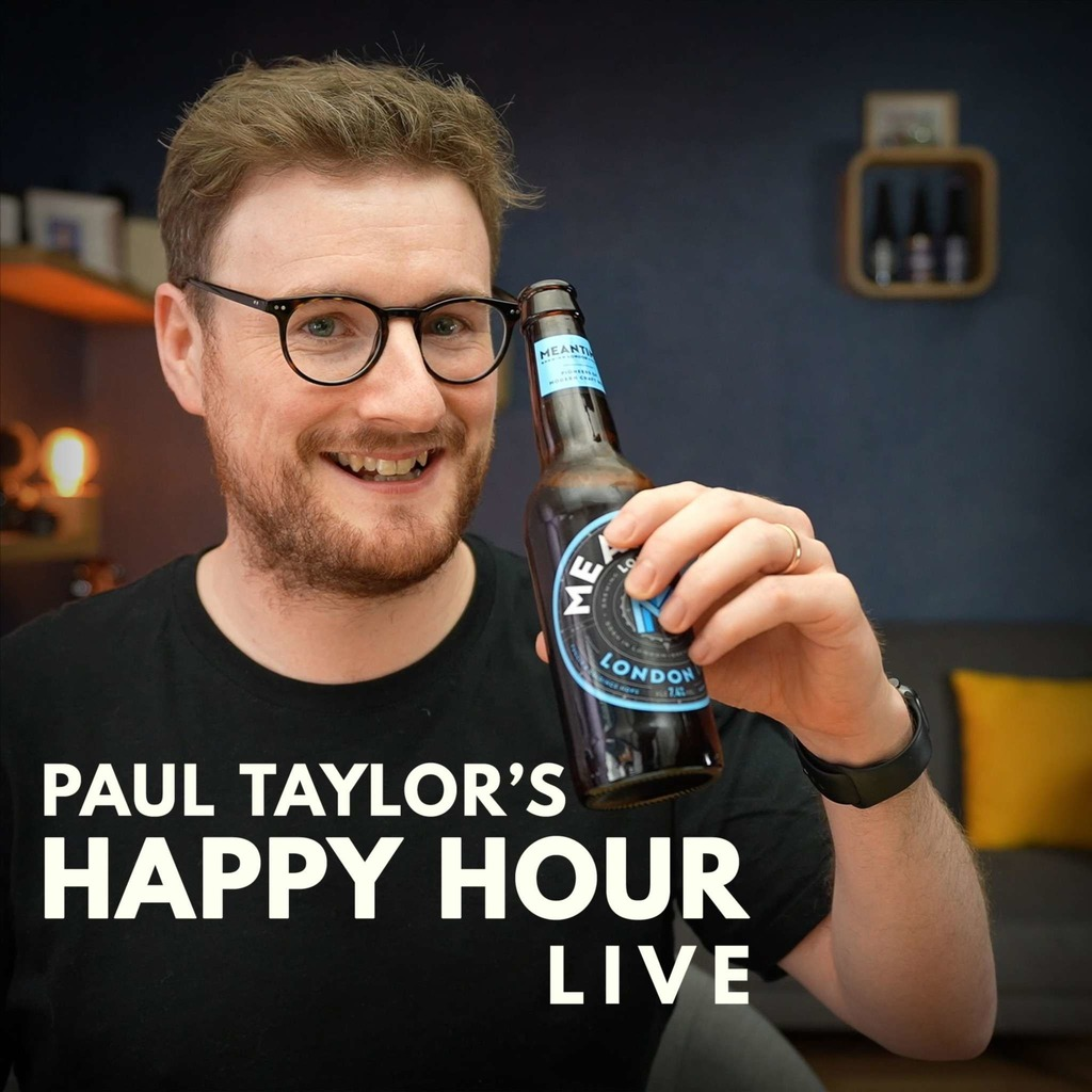Paul Taylor's Happy Hour Live