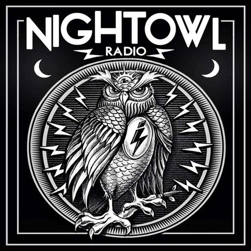 Night Owl Radio #047 ft. Noisia and Astrix b2b Ace Ventura