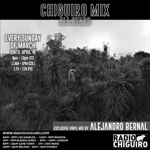 Chiguiro Mix #129 - Alejandro Bernal