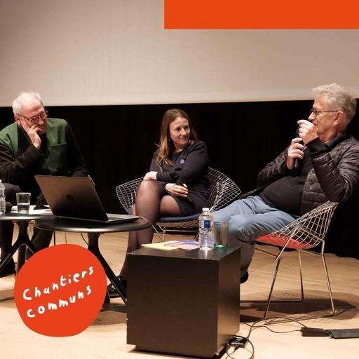 Rencontre inaugurale | Chantiers communs - Alexandre Chemetoff et Patrick Bouchain