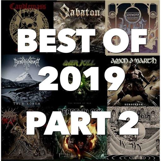 Best Metal of 2019 part 2
