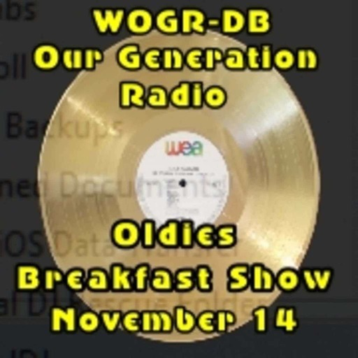 Oldies Breakfast Show 14th November