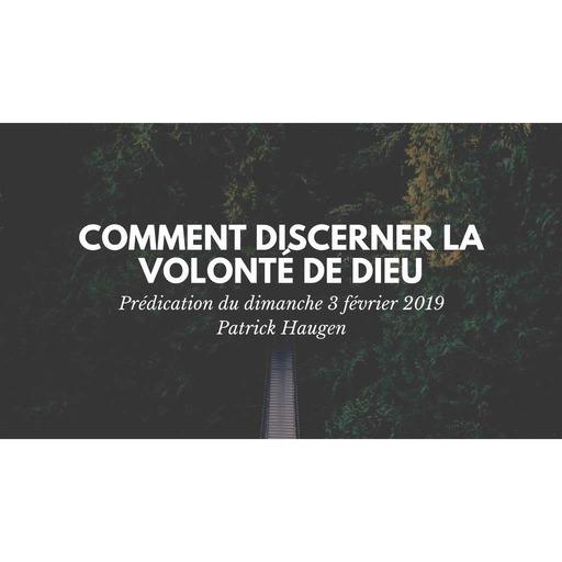 Prédication du dimanche 3 février 2019 Patrick Haugen.mp3