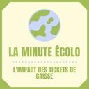 L'impact des tickets de caisse sur l'environnement