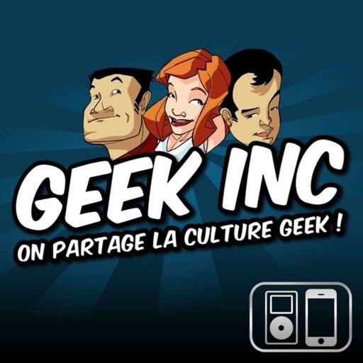 Geek Inc Podcast 95: Les Geeks VS Le Superbowl