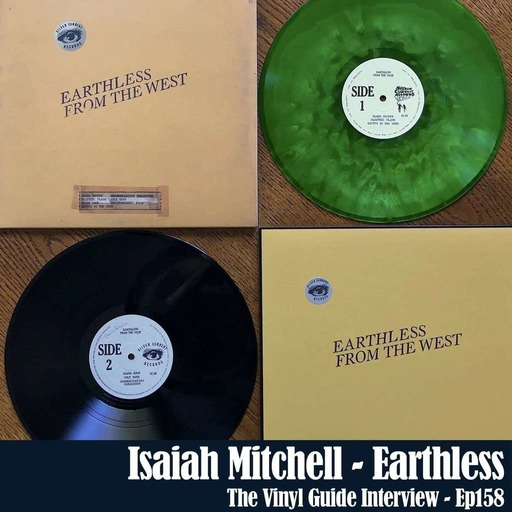 Ep158: Isaiah Mitchell of Earthless