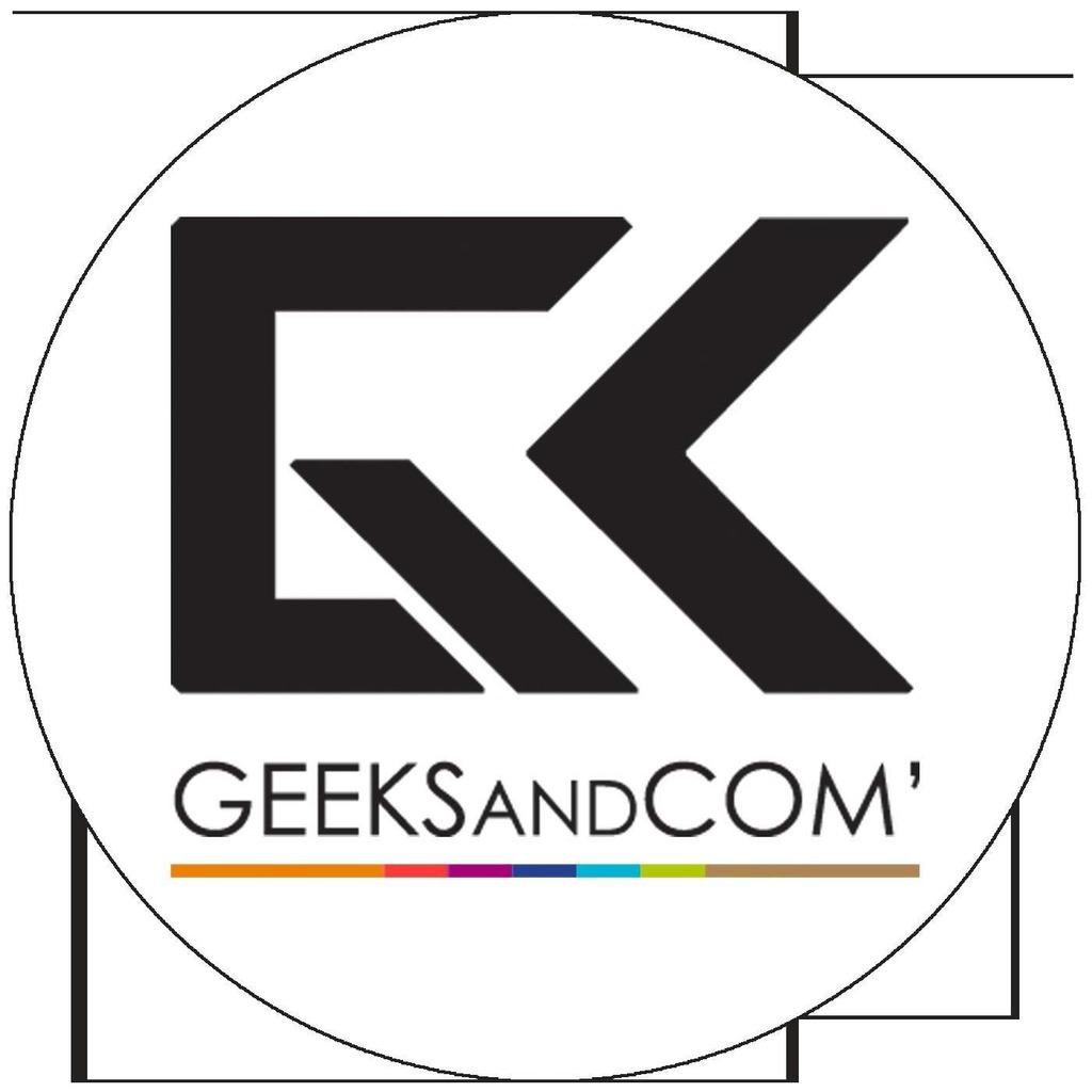 Les podcasts de Geeks and Com' - Jeux vidéo | Nouvelles technologies | Comics | Culture Geek