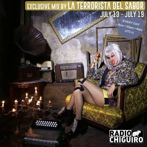 Chiguiro Mix #101 - La Terrorista del Sabor