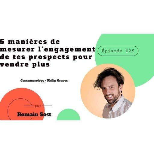 Épisode 025 - 5 manières de mesurer l'engagement de tes prospects pour vendre plus