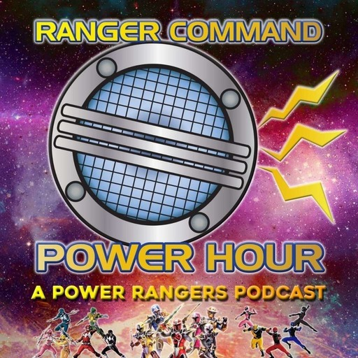 "Ranger Command Power Hour #118: ""Ranger Merch Review – Boom Studios Power Rangers Comics Part 4 – Shattered Grid"""