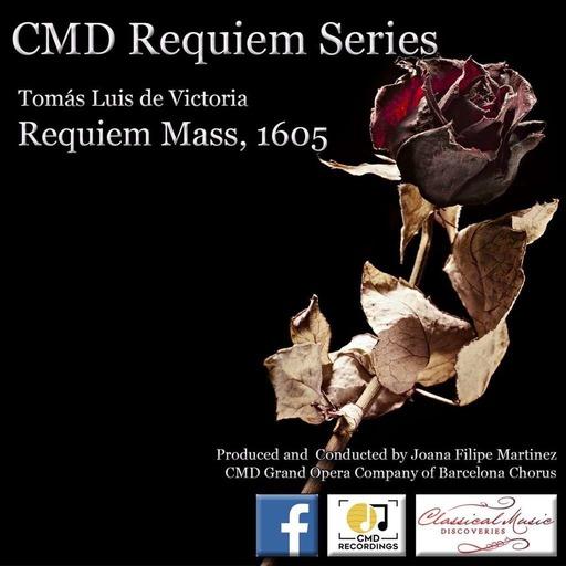 14013 Victoria: Requiem Mass, 1605