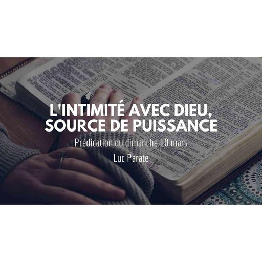 Prédication du dimanche 10 mars 2019 - Luc Parate.mp3