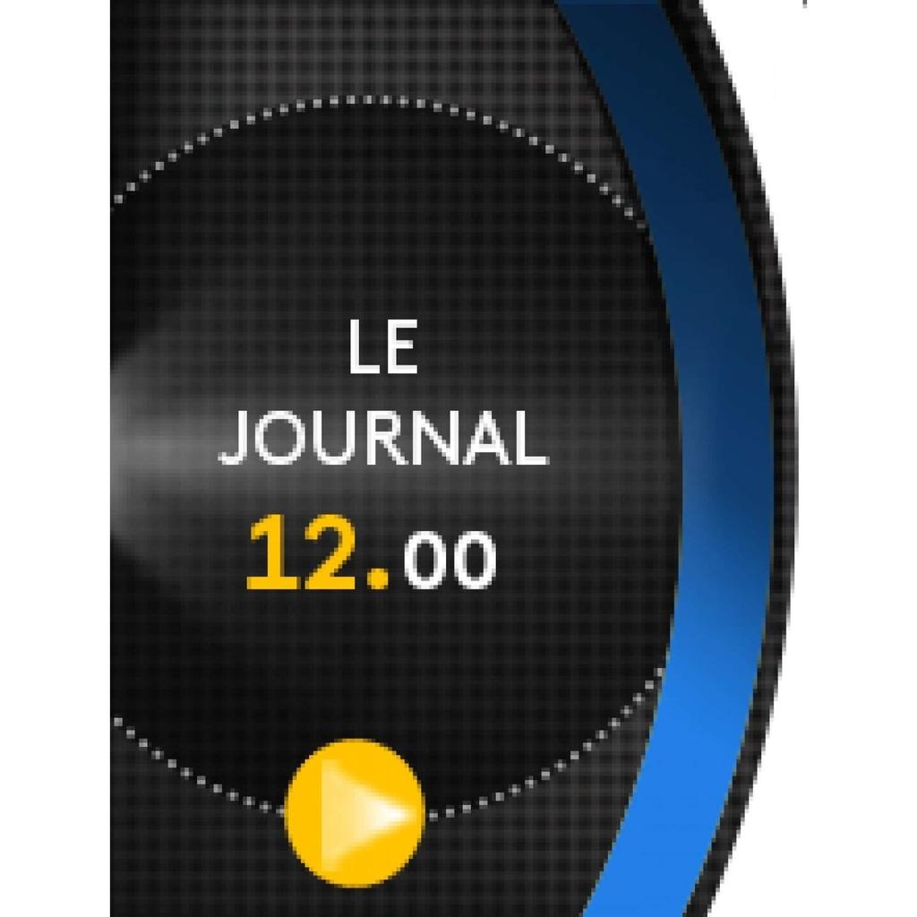 Le Journal de 12h  - Réunion la 1ère