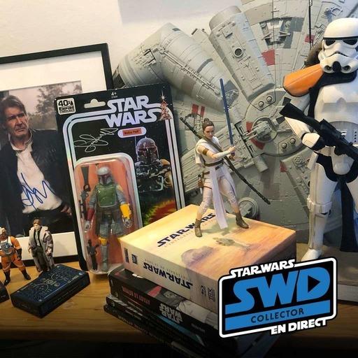 SWD Collector - Gestion de votre collection