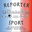 Jeux Olympiques - Alain Bernard