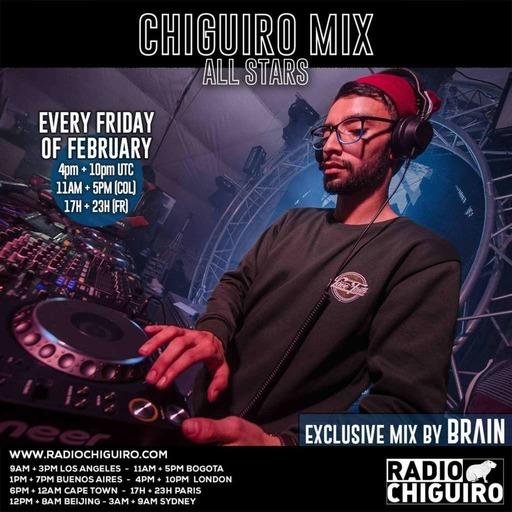 Chiguiro Mix #120 - BRAIN