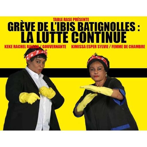 Grèves des femmes de chambre d'Ibis - Rencontre Débat