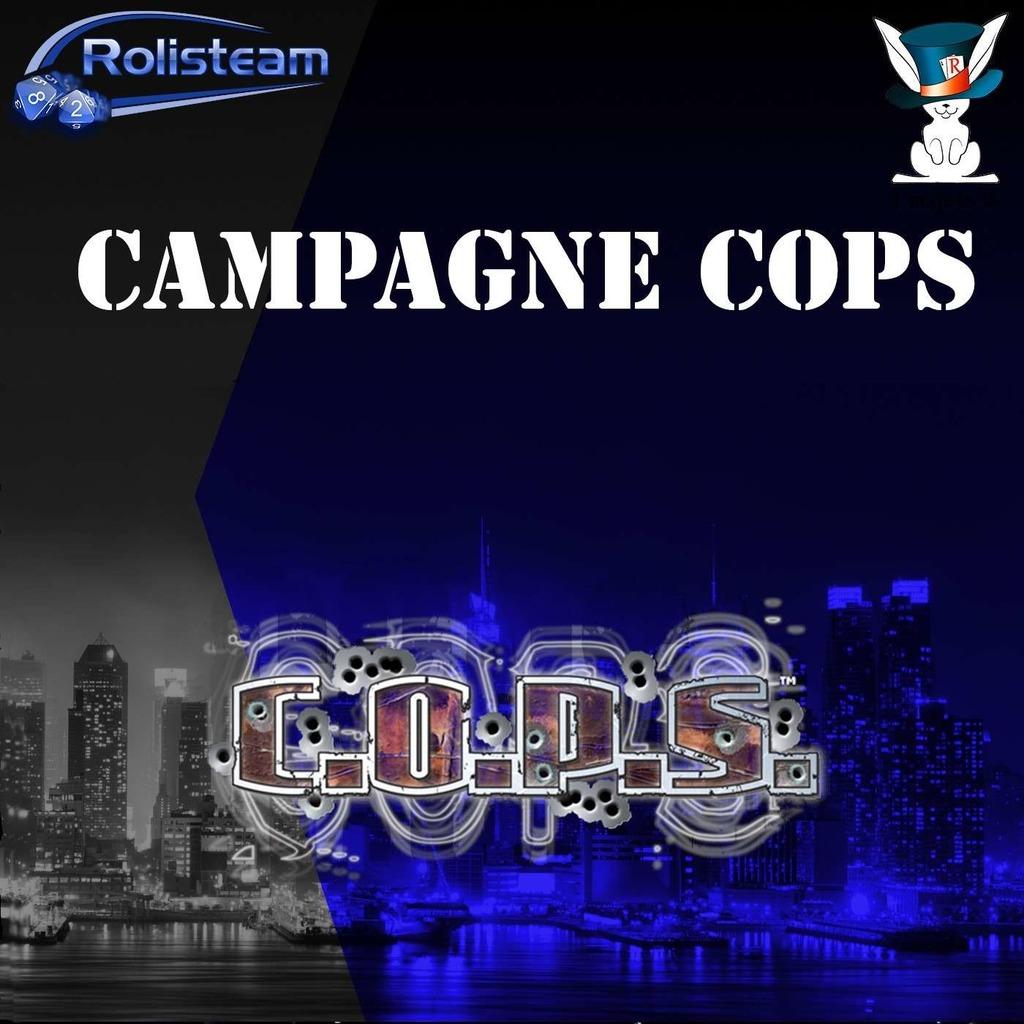 JDR- La campagne COPS - Rolisteam