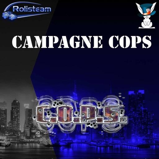 COPS – Épisode 205 – Pour quelques dollars de plus! – JDR