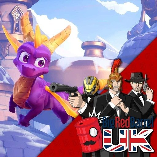 BRB UK 287: Comealing