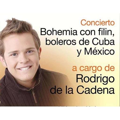 Concierto Bohemia con Filin, Boleros de Cuba y México