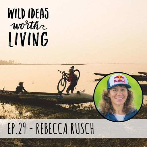 Rebecca Rusch - Biking the 1,200 Mile Ho Chi Minh Trail in Search of Her Father and Finding Magic